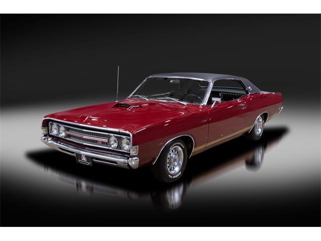 Picture of Classic '69 Torino located in Seekonk Massachusetts - Q4X2