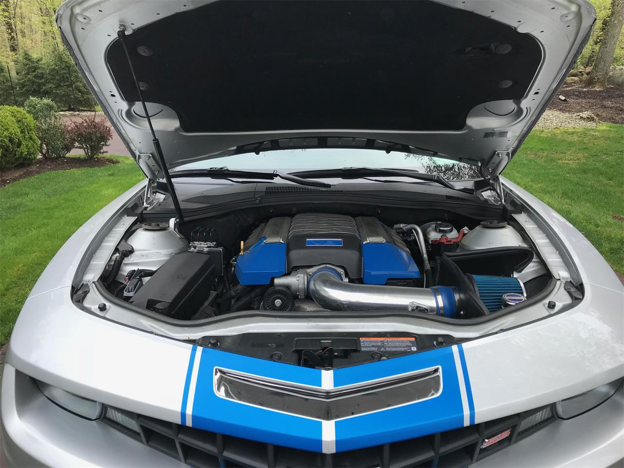 Large Picture of '10 Camaro SS - Q4X8