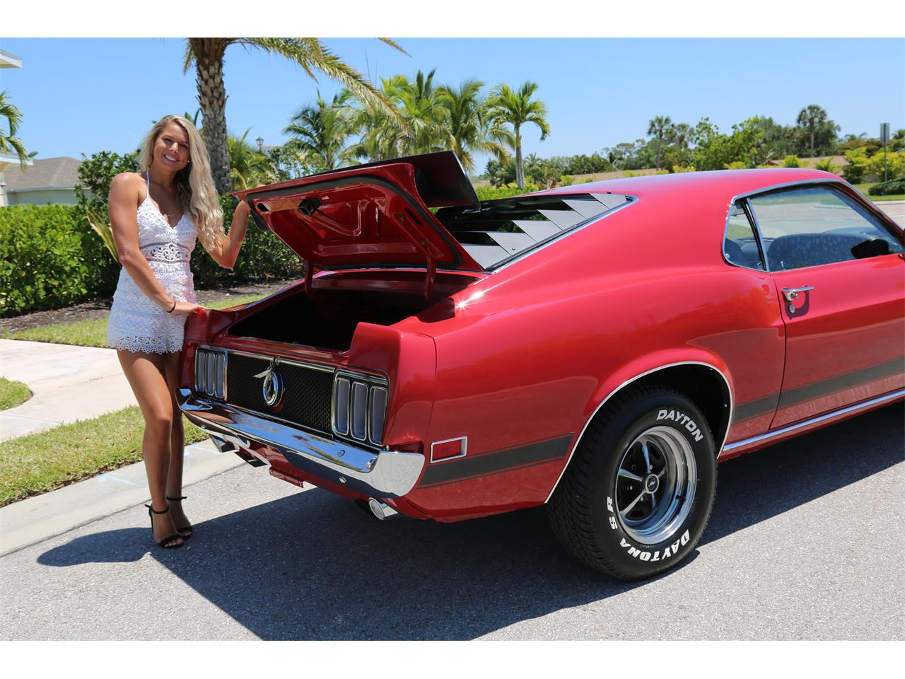 Large Picture of '70 Mustang - Q4XB