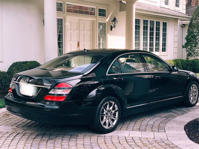 Picture of '08 S550 located in Armonk New York Offered by a Private Seller - Q4XJ