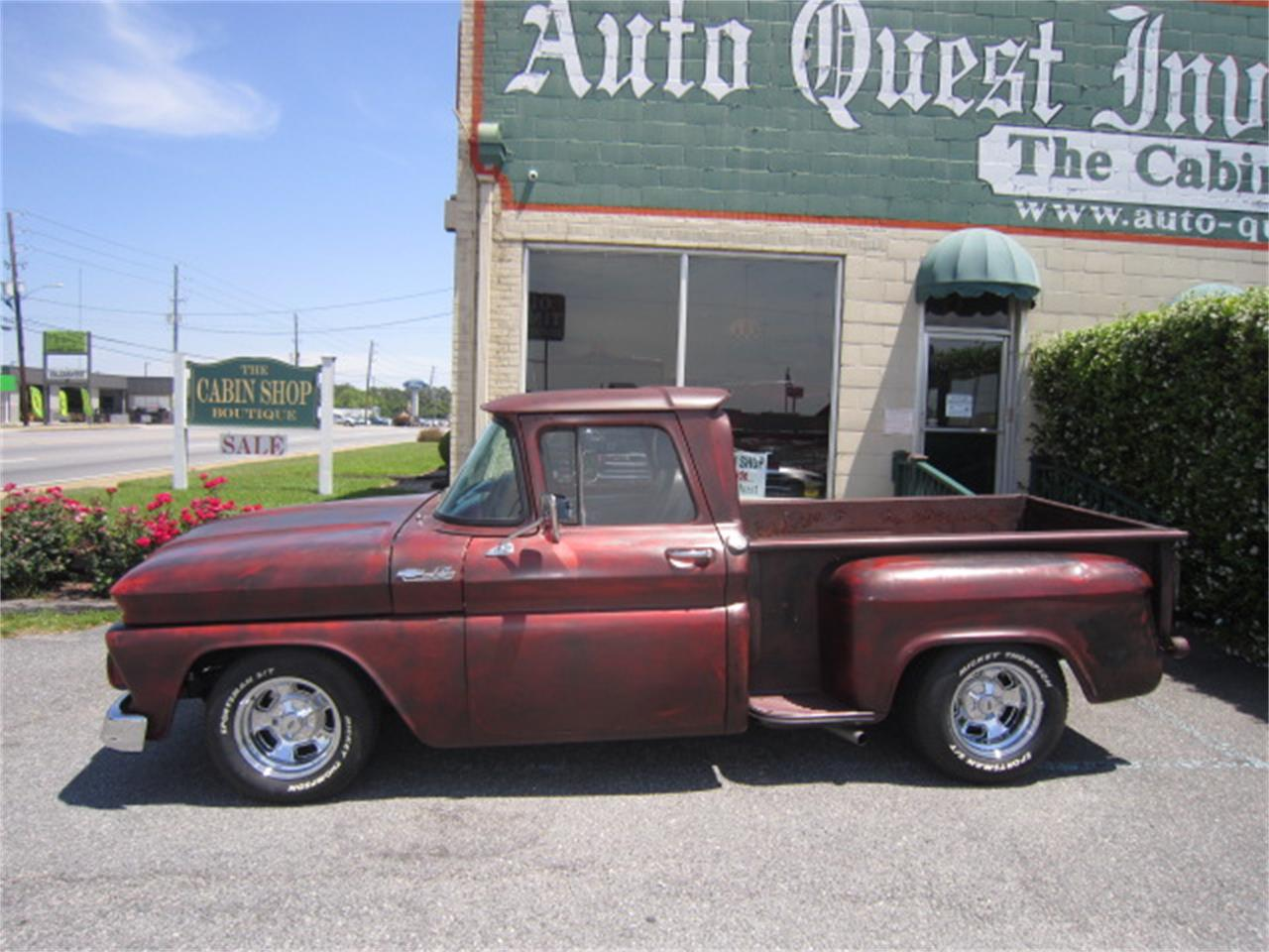 Large Picture of '62 C10 - Q4Y6
