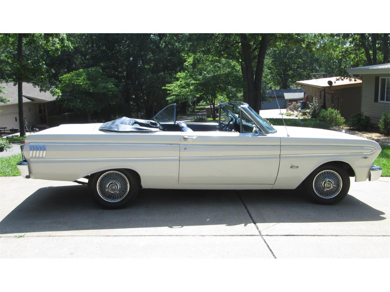 Large Picture of '64 Falcon - Q4YA