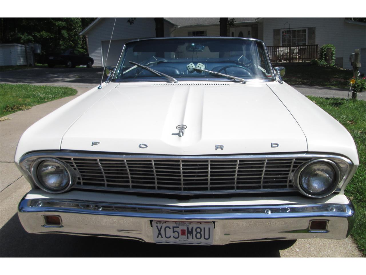 Large Picture of Classic '64 Ford Falcon located in Missouri Offered by a Private Seller - Q4YA