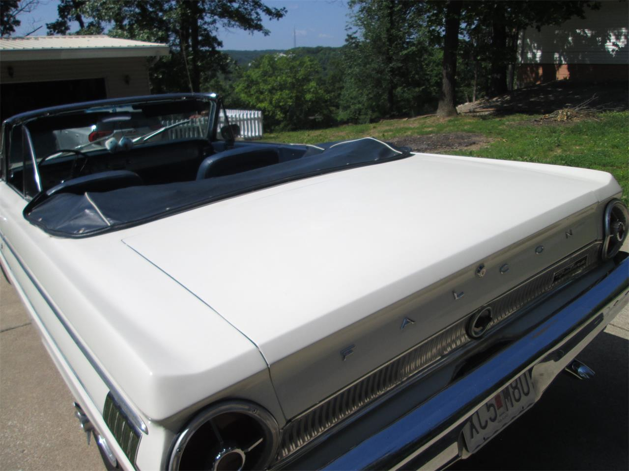 Large Picture of Classic 1964 Ford Falcon Offered by a Private Seller - Q4YA