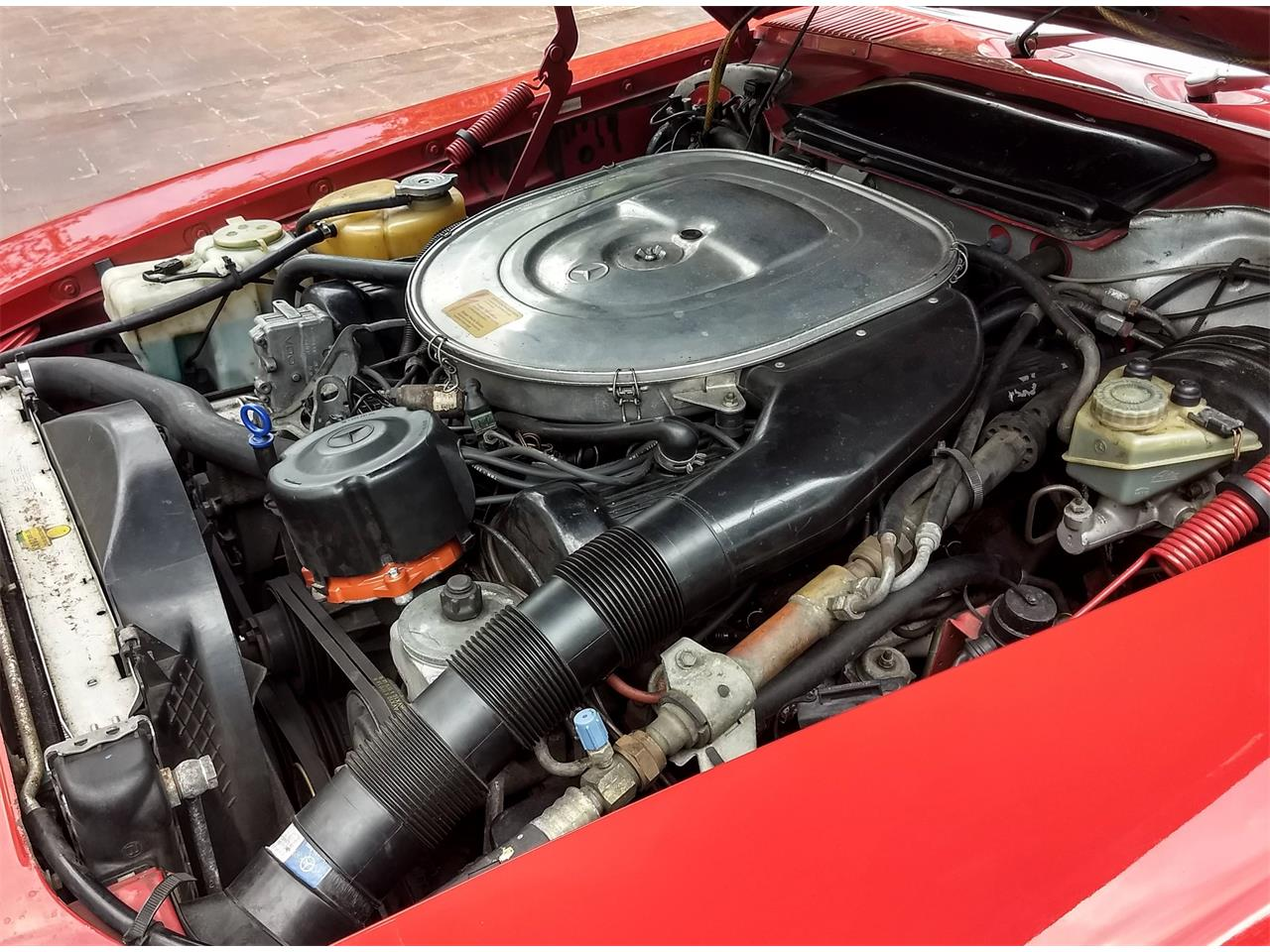 Large Picture of '89 560SL - Q4YC
