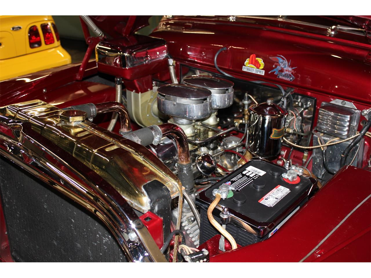 Large Picture of '51 Eight - Q4YG