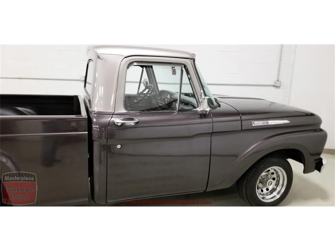 Large Picture of '62 F100 - Q4YW
