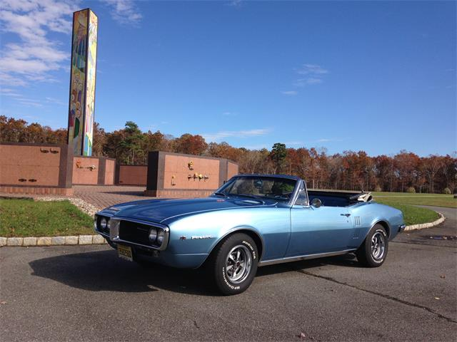 Picture of '67 Firebird - Q4YX