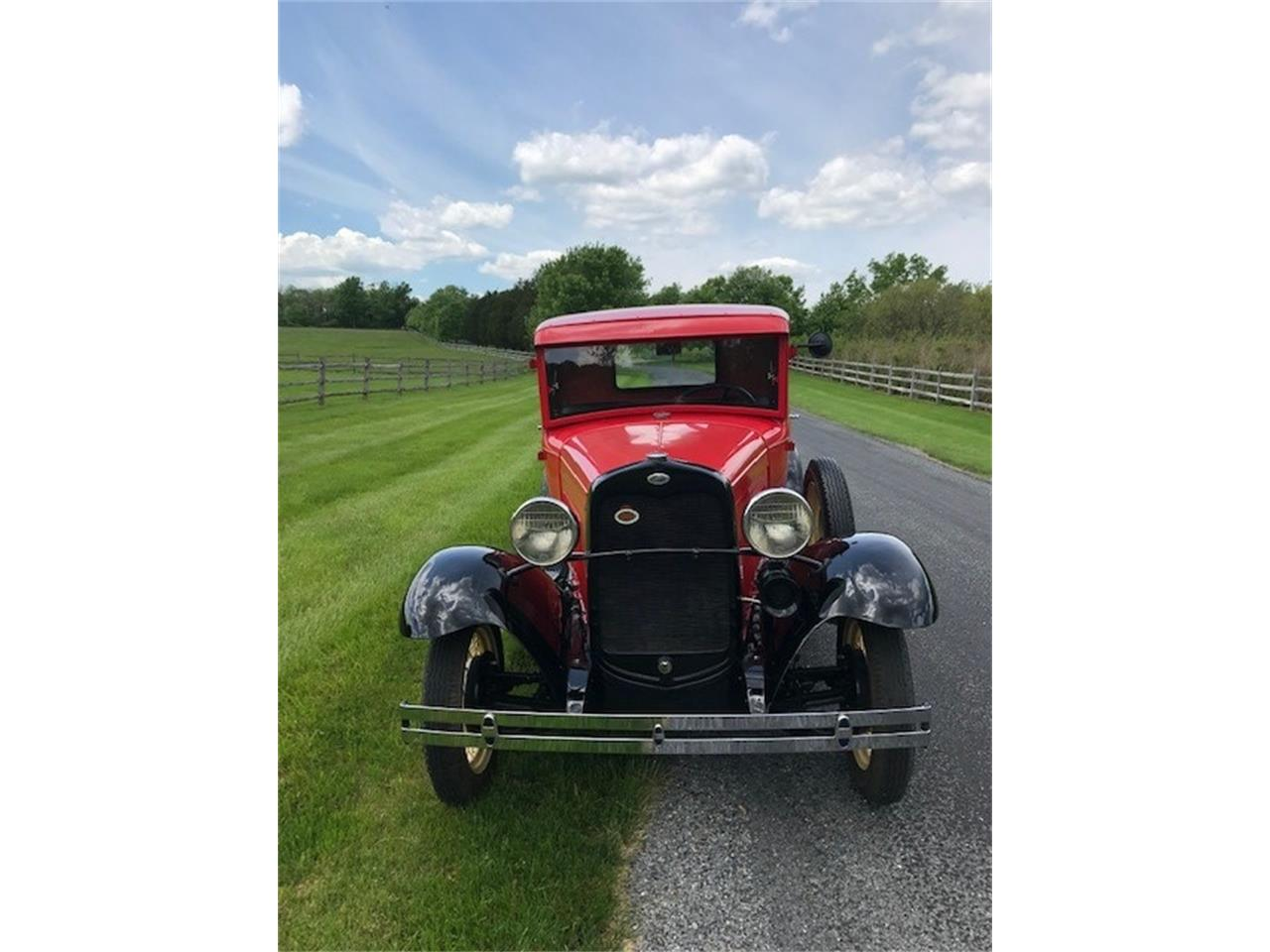 Large Picture of '31 Model A - Q4Z1
