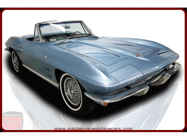 Picture of '64 Corvette located in Whiteland Indiana Offered by  - Q4Z4