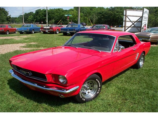 Picture of '66 Mustang - Q4Z7