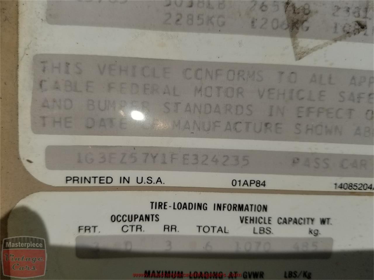 Large Picture of '85 Toronado - $5,950.00 - Q4ZA