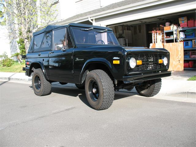 Picture of '71 Ford Bronco - $53,500.00 - Q4ZB