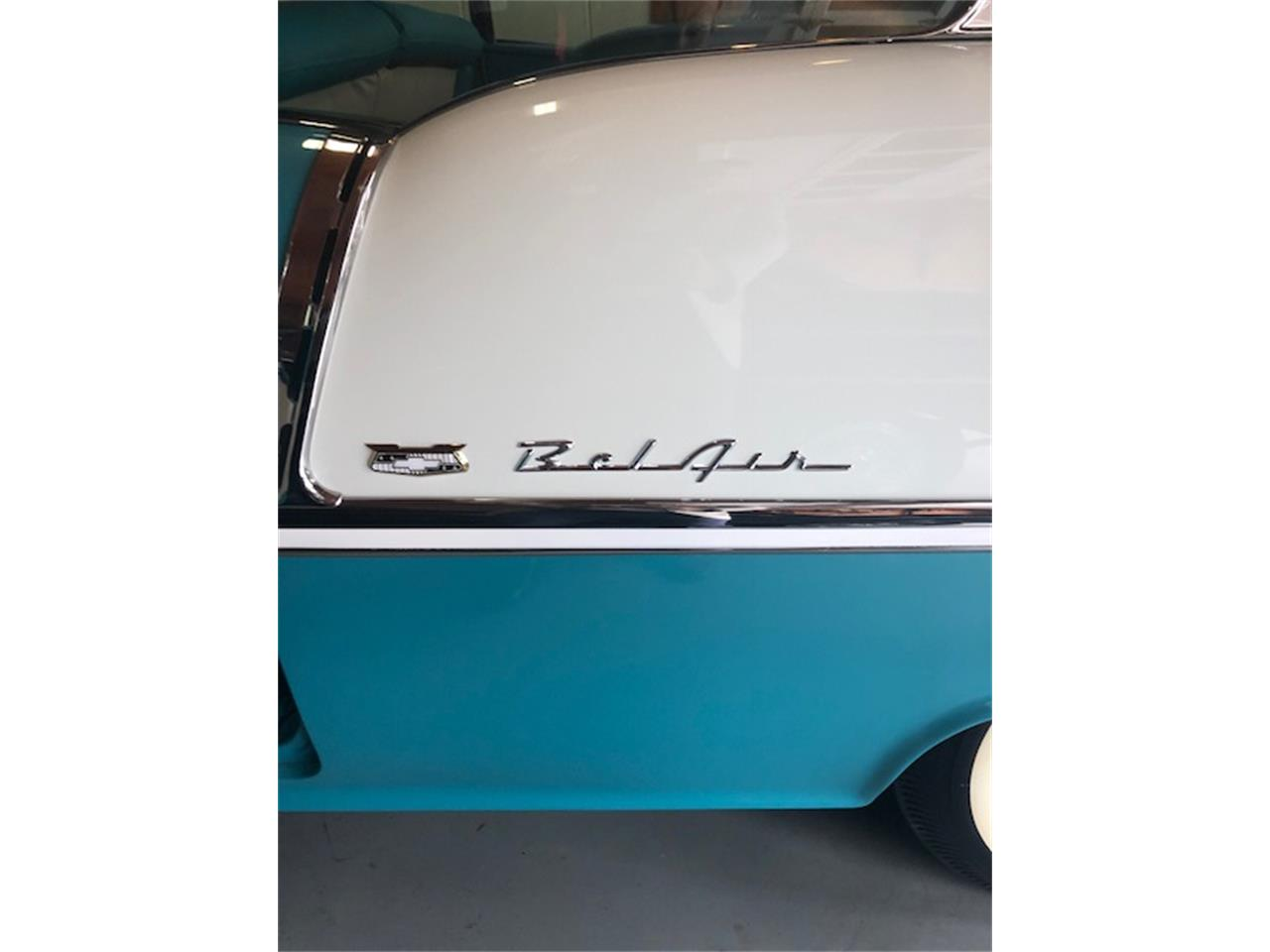 Large Picture of Classic 1955 Bel Air - $60,000.00 - Q4ZC
