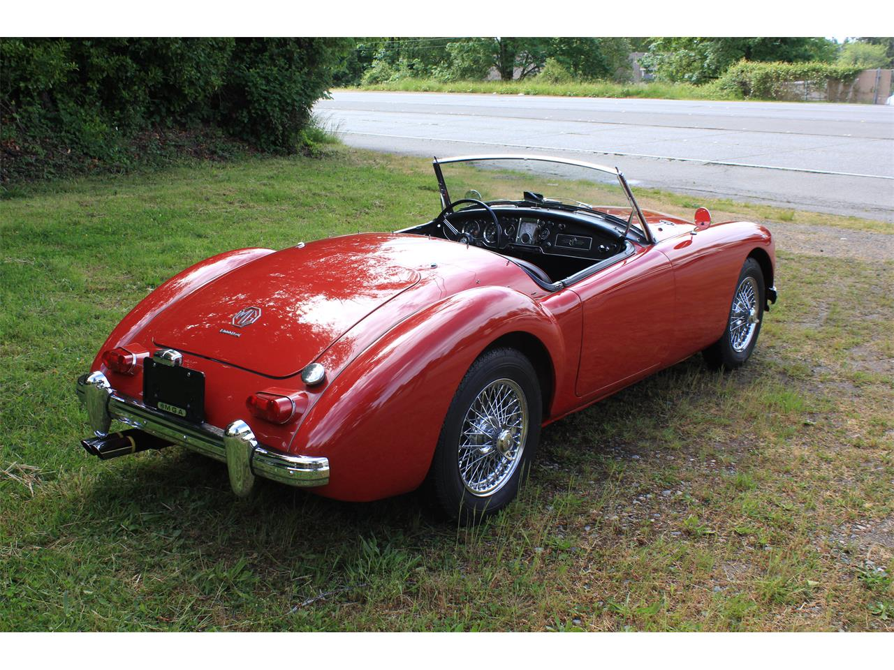 Large Picture of '62 MGA MK II - Q4ZS