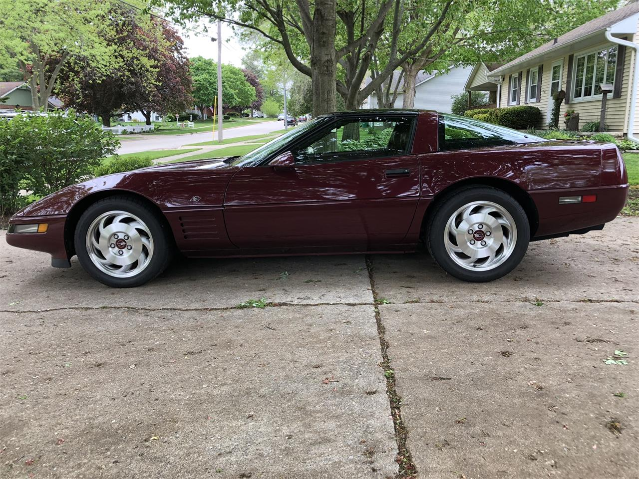 Large Picture of '93 Corvette - Q4ZZ