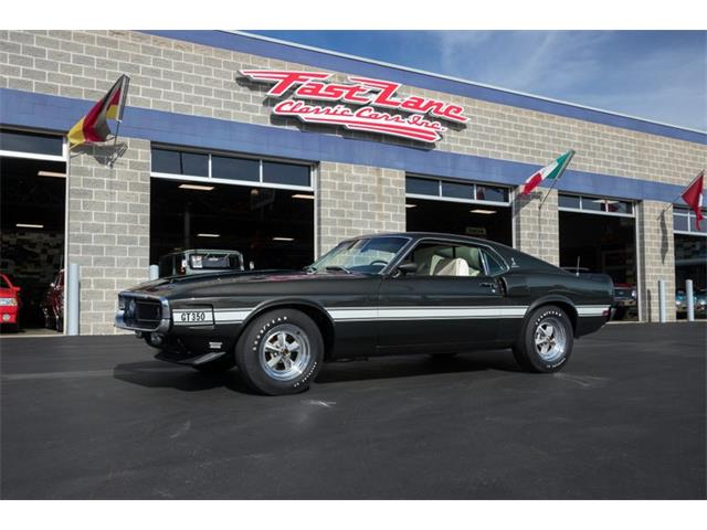 Picture of 1970 Shelby GT350 located in St. Charles Missouri Offered by  - PYDM