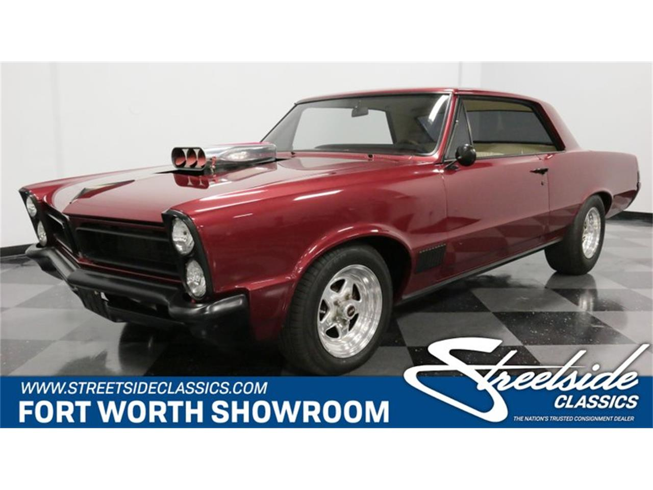 Large Picture of Classic '65 LeMans located in Texas - $37,995.00 Offered by Streetside Classics - Dallas / Fort Worth - Q507