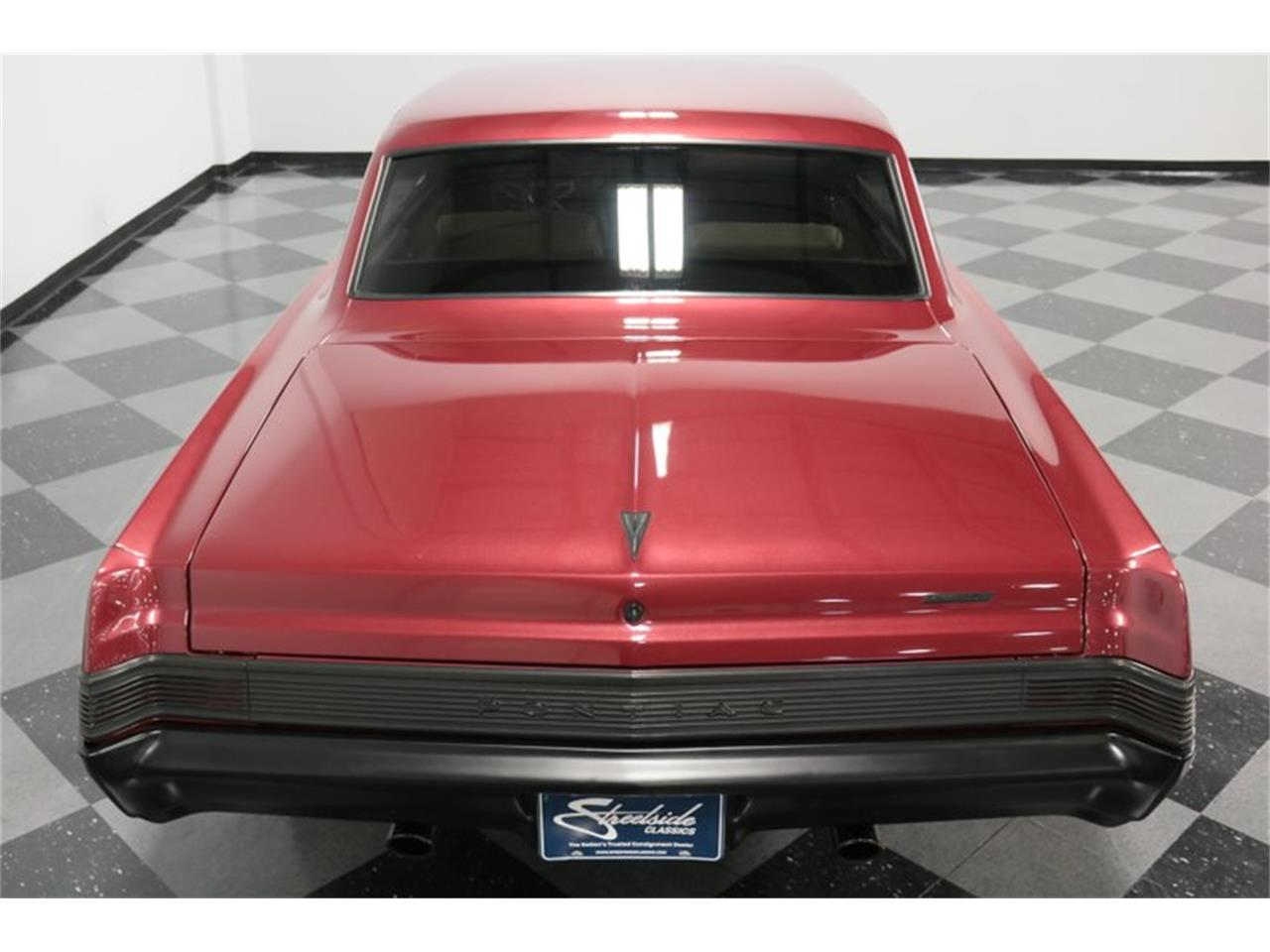Large Picture of '65 Pontiac LeMans Offered by Streetside Classics - Dallas / Fort Worth - Q507