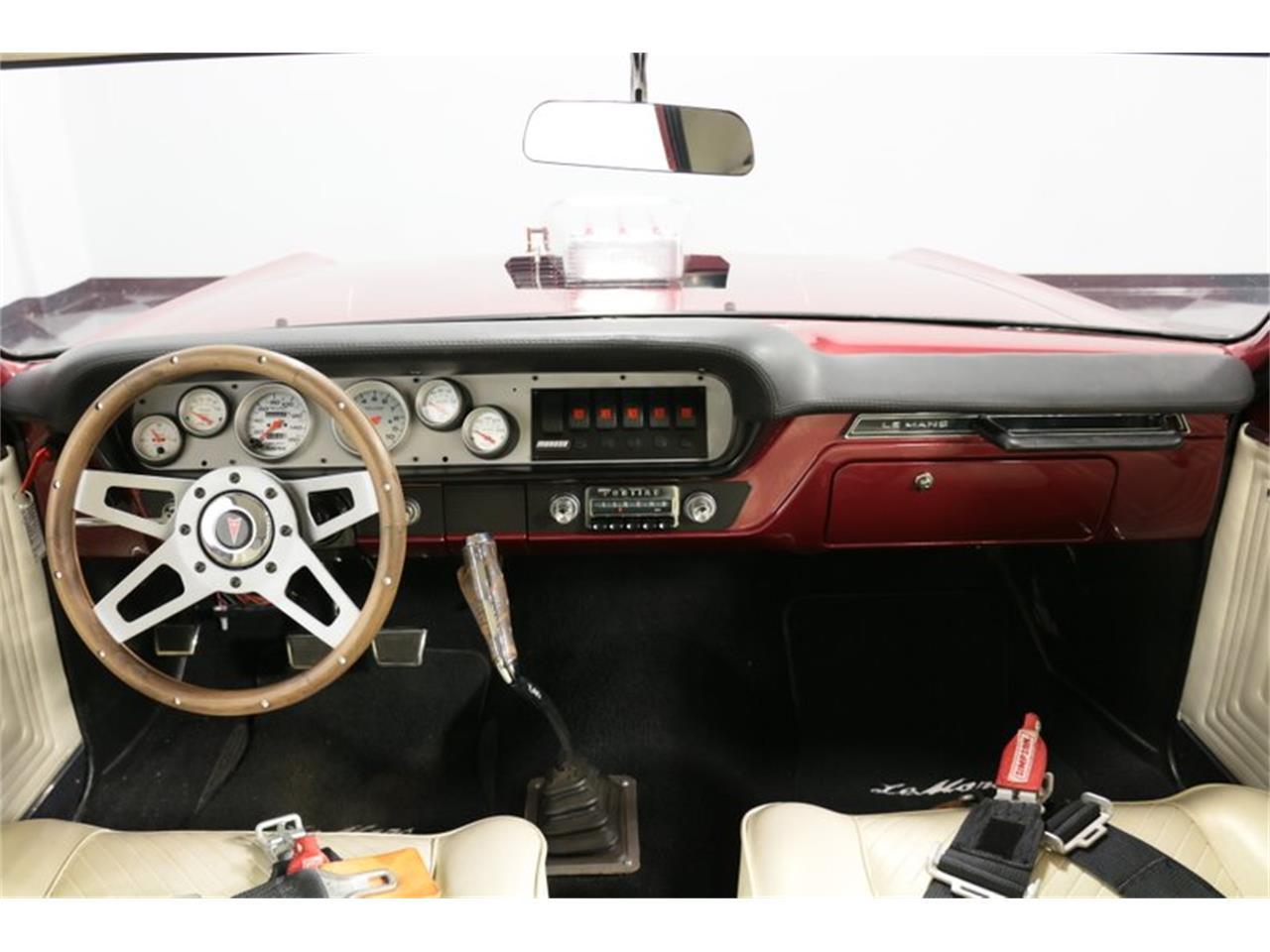 Large Picture of Classic 1965 LeMans - Q507