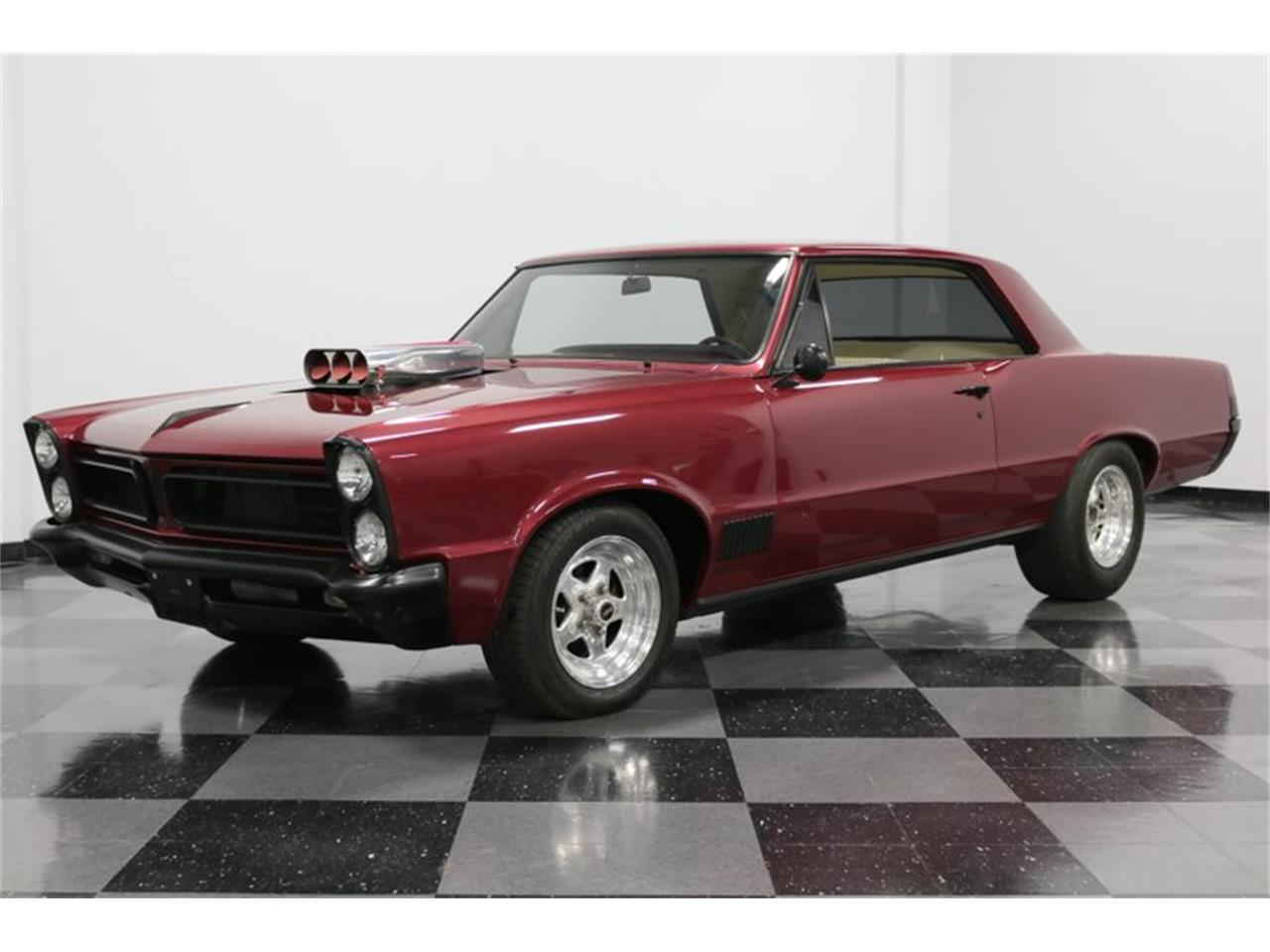 Large Picture of '65 Pontiac LeMans - $37,995.00 Offered by Streetside Classics - Dallas / Fort Worth - Q507