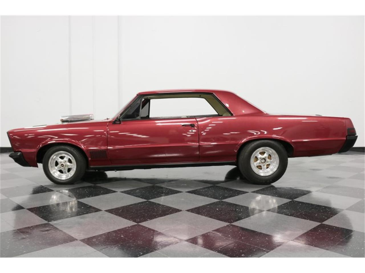 Large Picture of Classic 1965 LeMans located in Ft Worth Texas - $37,995.00 Offered by Streetside Classics - Dallas / Fort Worth - Q507