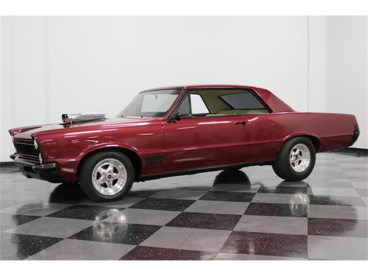 Large Picture of Classic 1965 LeMans located in Texas Offered by Streetside Classics - Dallas / Fort Worth - Q507