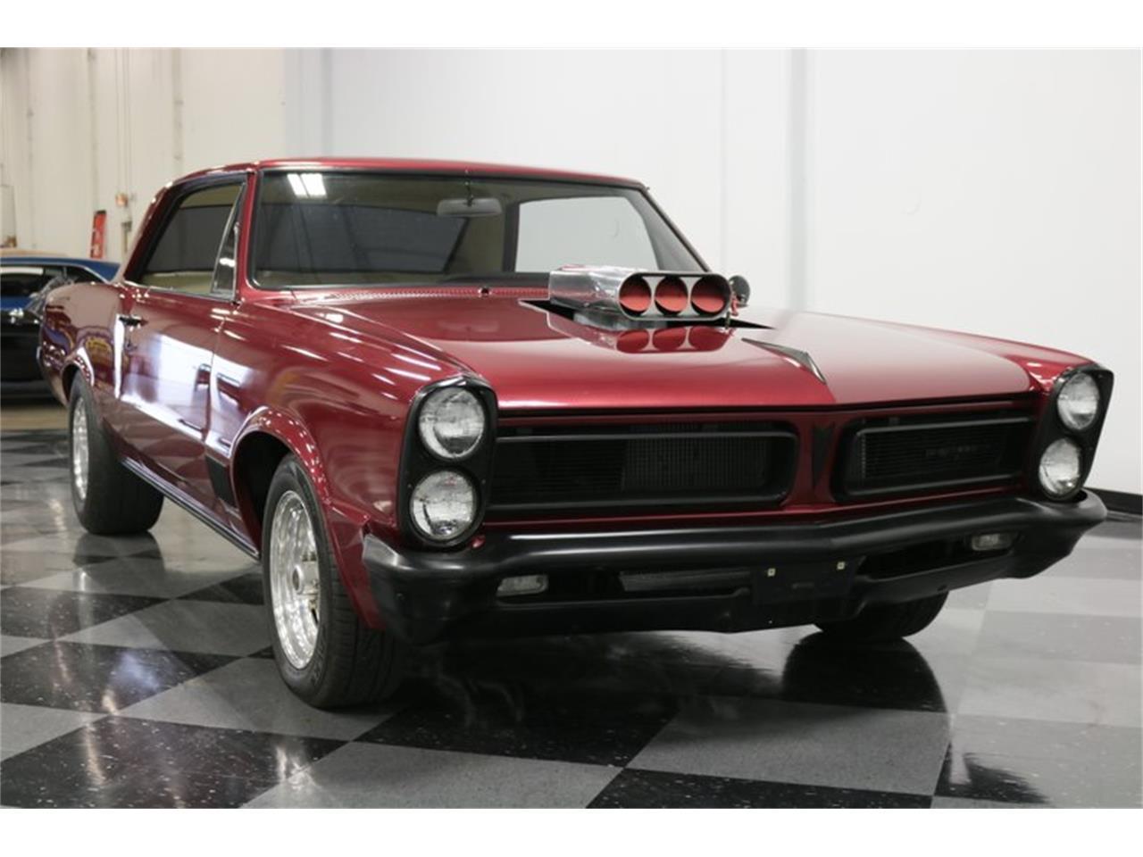 Large Picture of 1965 LeMans - Q507