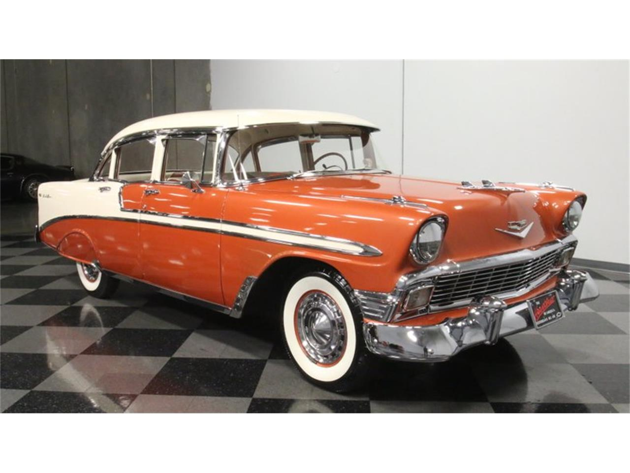 Large Picture of '56 Bel Air - Q50D