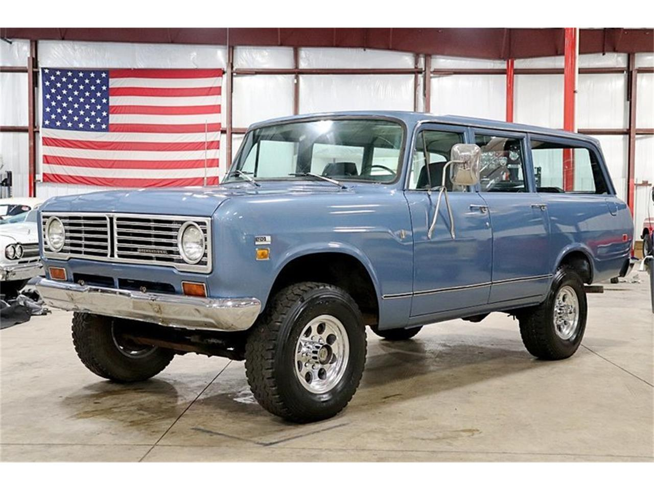 Large Picture of Classic 1973 International Harvester located in Michigan - Q50E