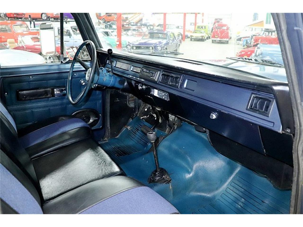 Large Picture of '73 Harvester - Q50E