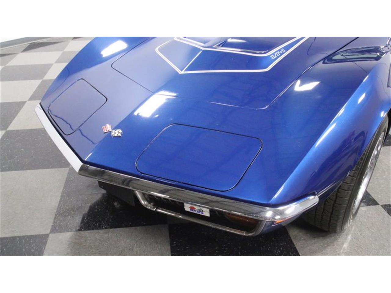 Large Picture of Classic 1972 Corvette Offered by Streetside Classics - Atlanta - Q50I