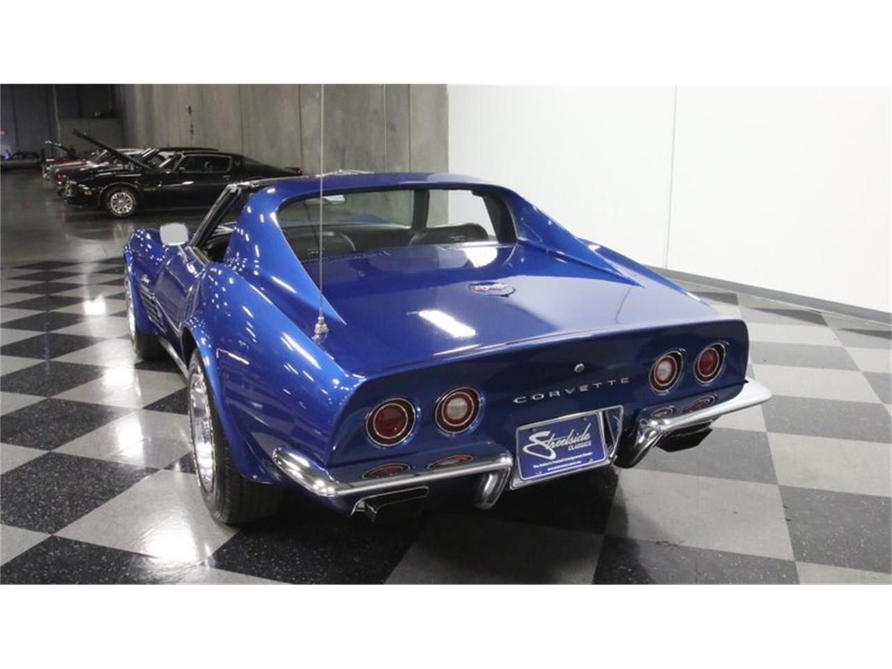 Large Picture of Classic '72 Chevrolet Corvette Offered by Streetside Classics - Atlanta - Q50I
