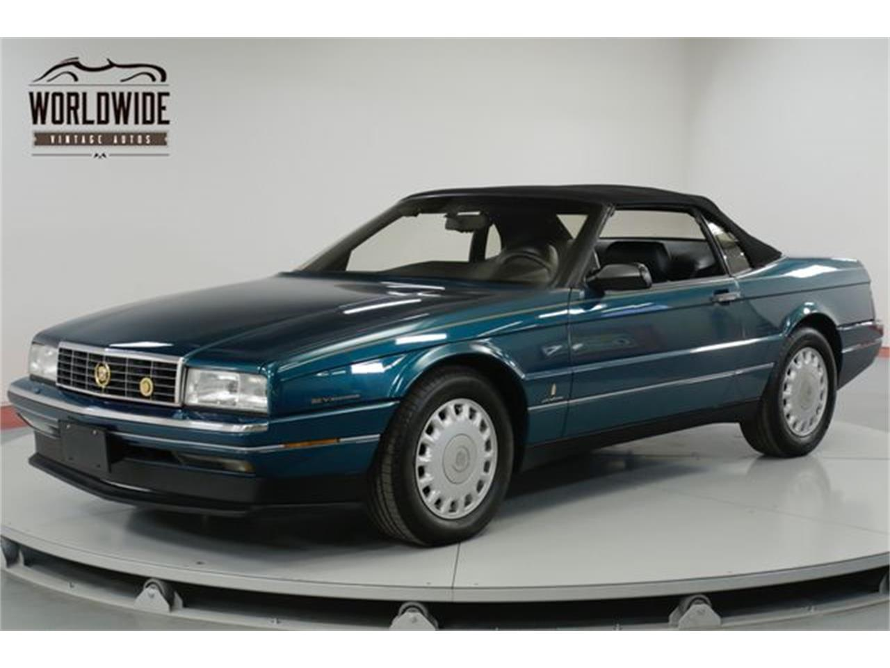 Large Picture of '93 Allante - Q50Y