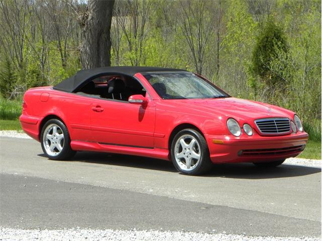 Picture of 2002 CLK - Q50Z