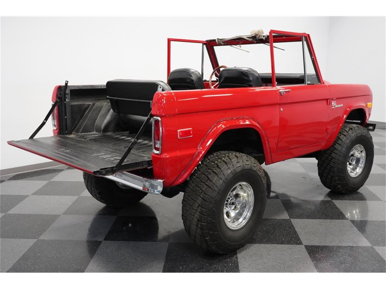 Large Picture of '75 Ford Bronco - Q516