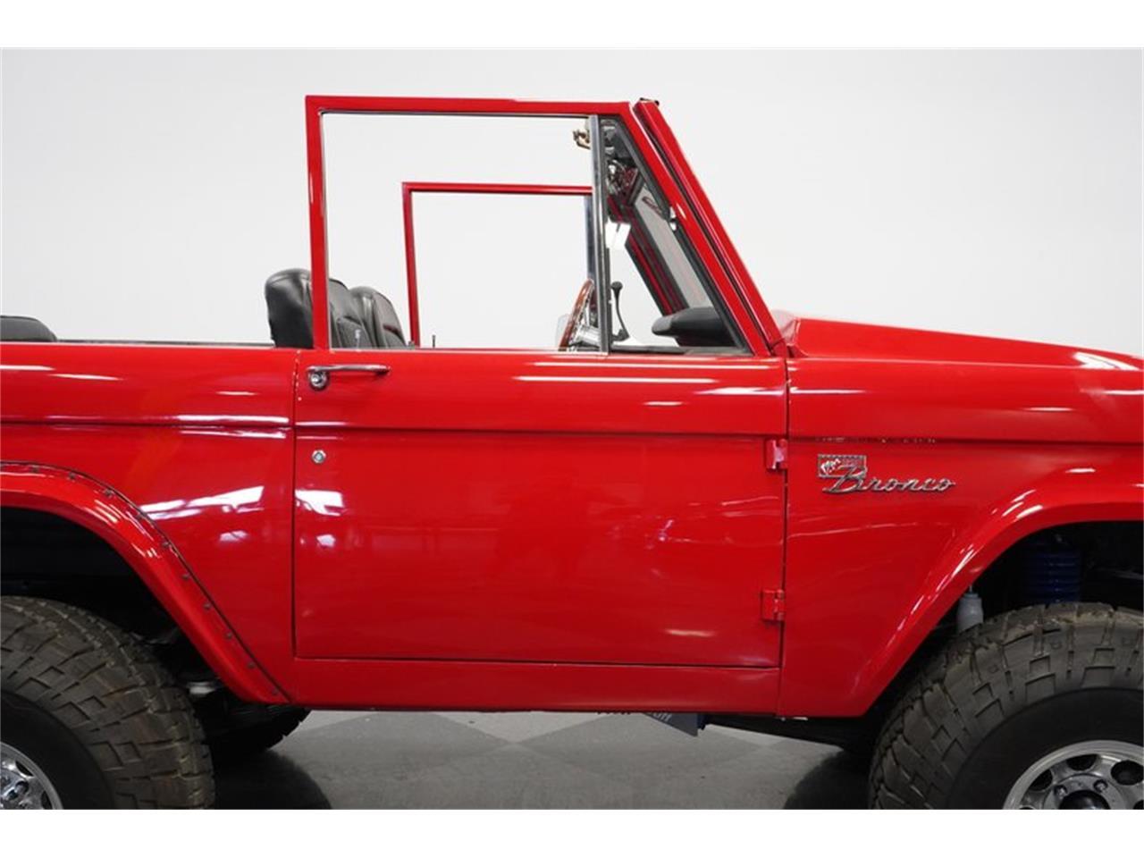 Large Picture of 1975 Bronco - Q516