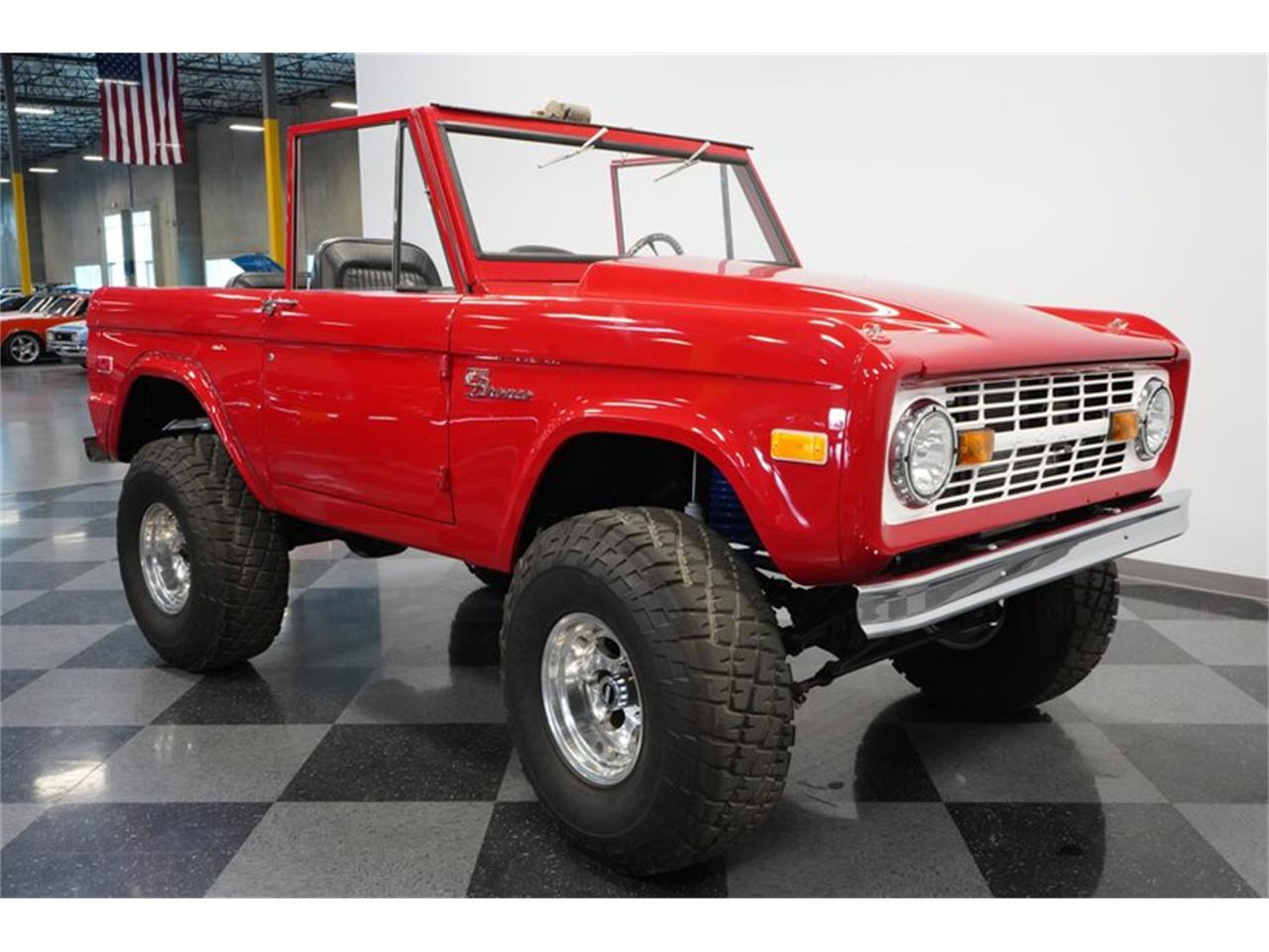 Large Picture of 1975 Bronco - $43,995.00 Offered by Streetside Classics - Phoenix - Q516