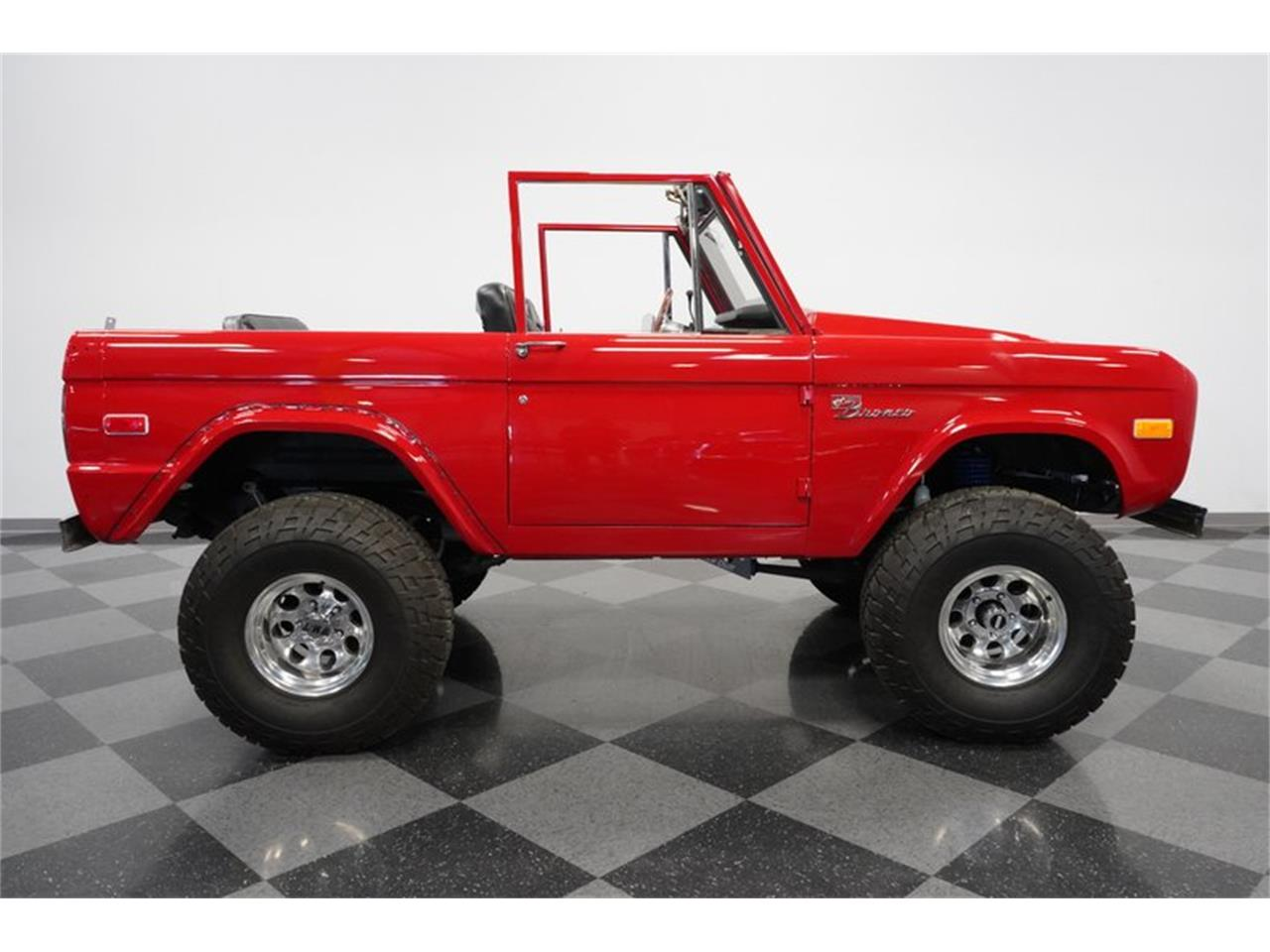 Large Picture of 1975 Ford Bronco - Q516