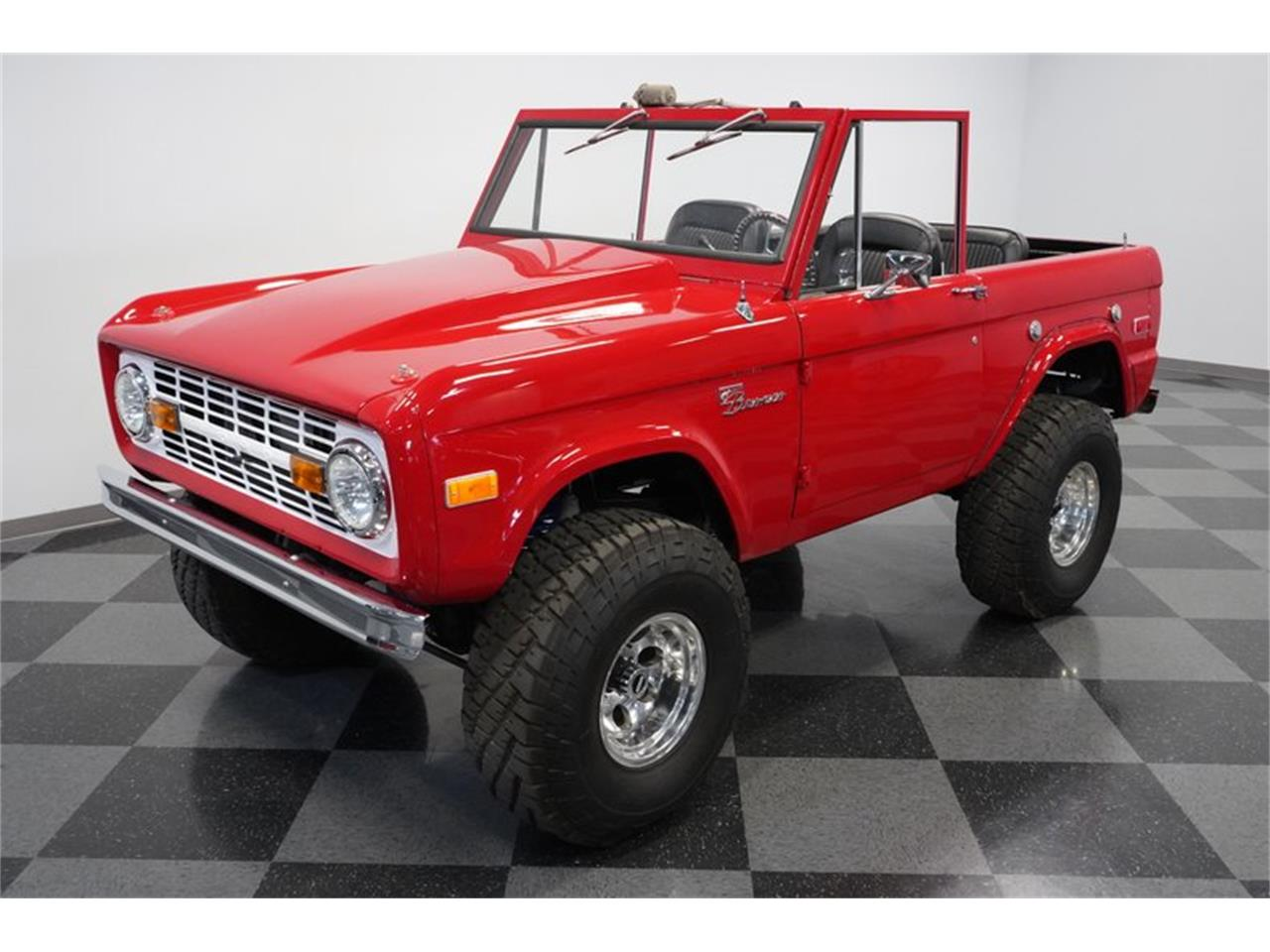 Large Picture of 1975 Ford Bronco located in Mesa Arizona - Q516