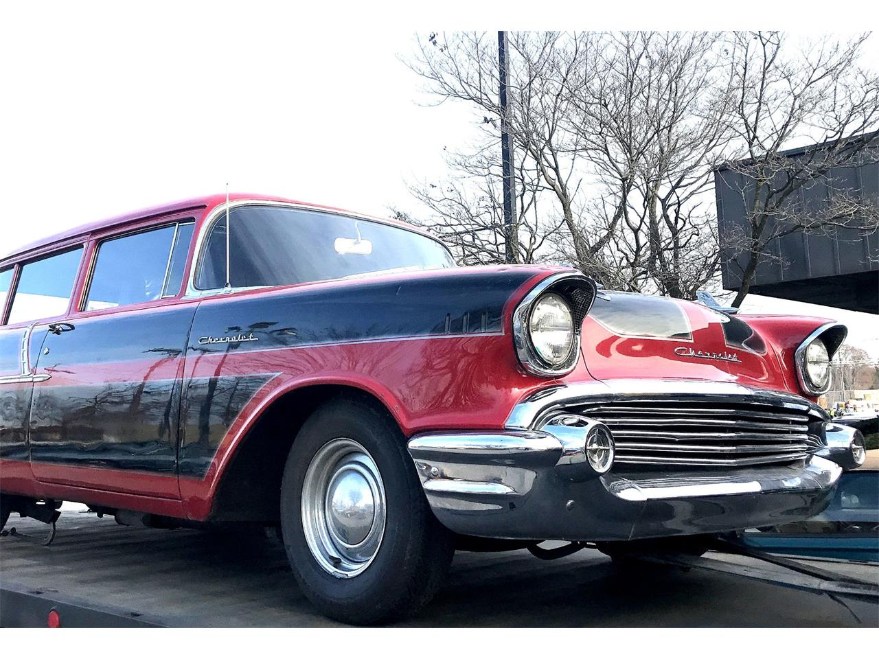 Large Picture of '57 Wagon - Q517