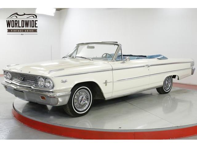 1963 Ford Galaxie Skyliner