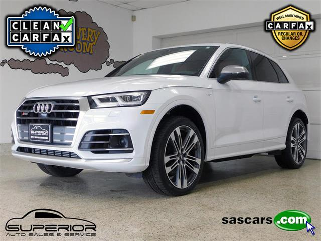 Picture of '18 SQ5 - Q51N