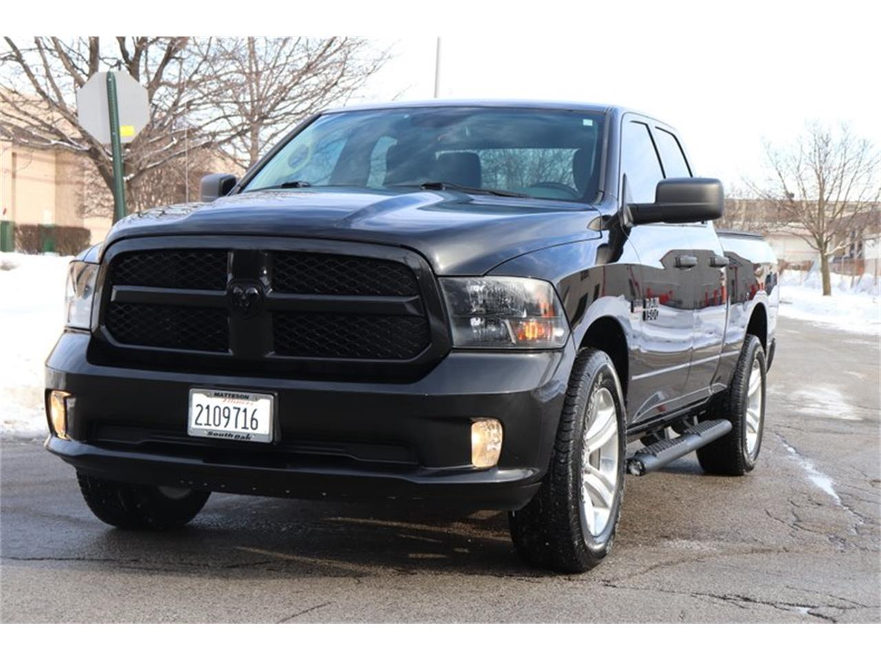 Large Picture of '15 Ram 1500 - Q51W