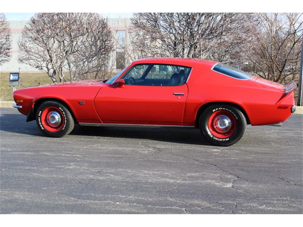 Large Picture of '72 Camaro SS - Q51Z