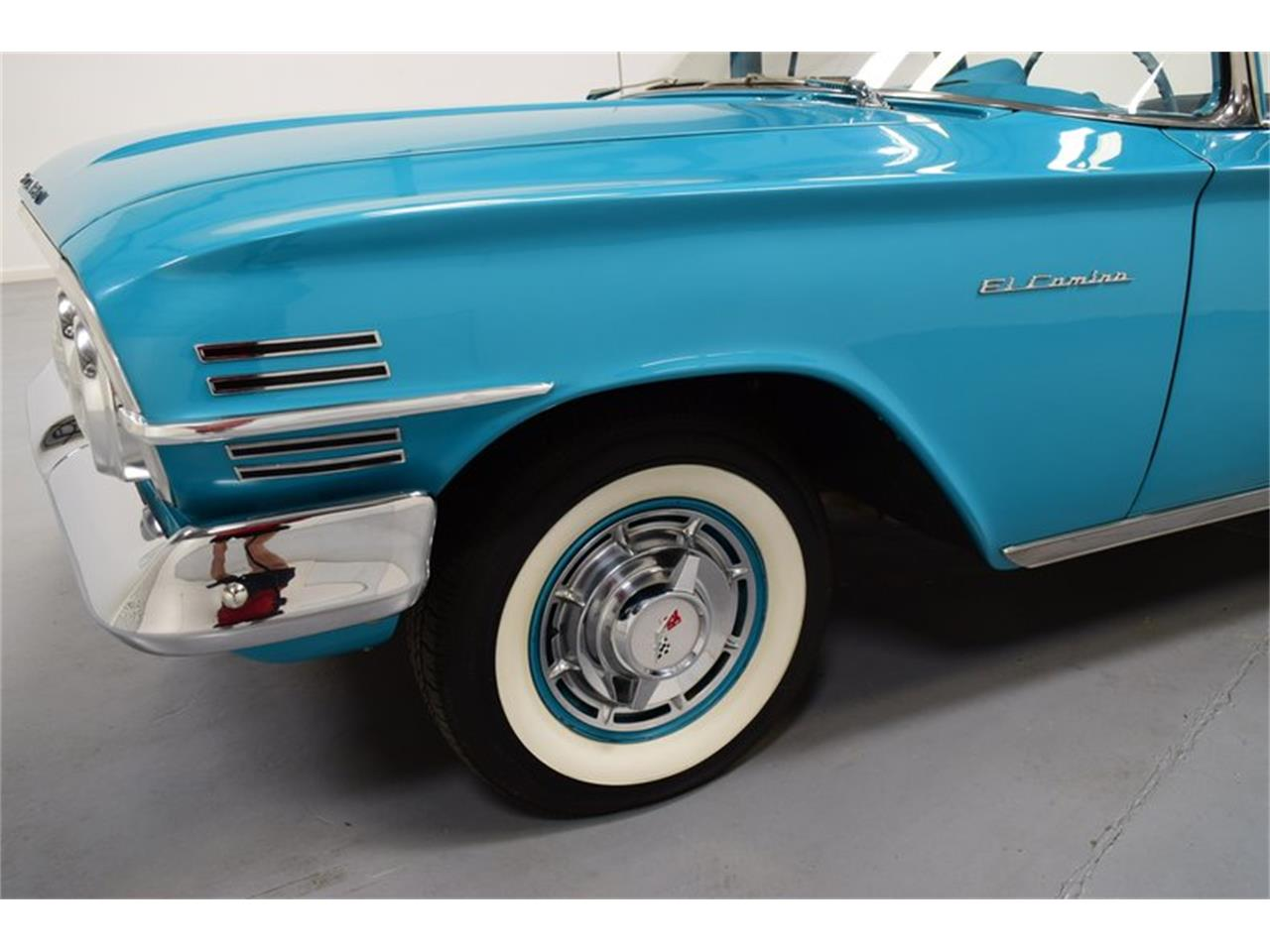 Large Picture of '60 El Camino - $48,995.00 Offered by Shelton Classics & Performance - Q525