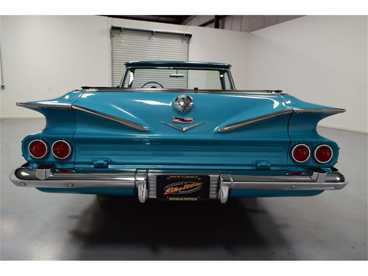 Large Picture of 1960 El Camino located in North Carolina Offered by Shelton Classics & Performance - Q525