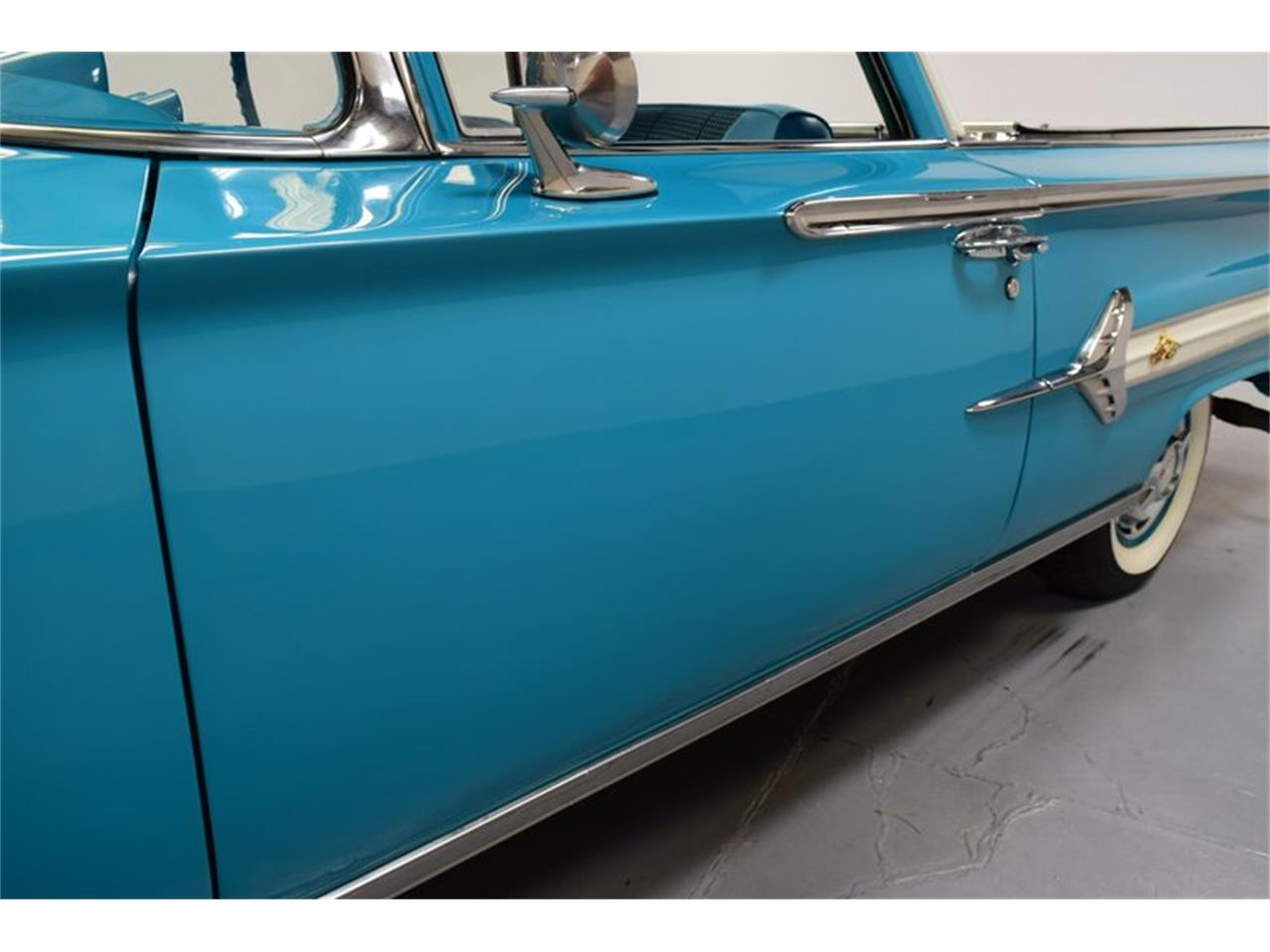 Large Picture of '60 El Camino located in Mooresville North Carolina Offered by Shelton Classics & Performance - Q525