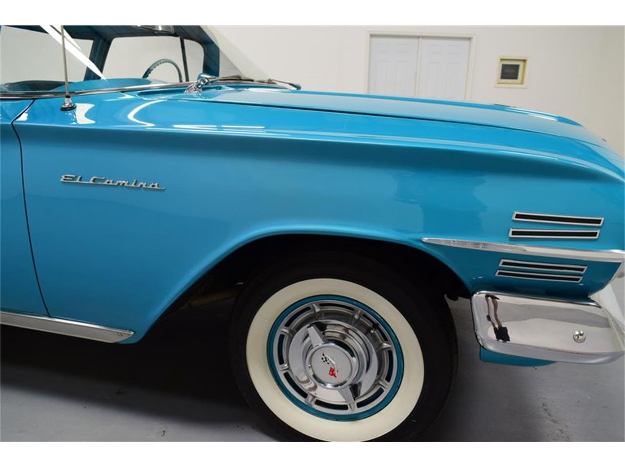 Large Picture of Classic '60 Chevrolet El Camino Offered by Shelton Classics & Performance - Q525