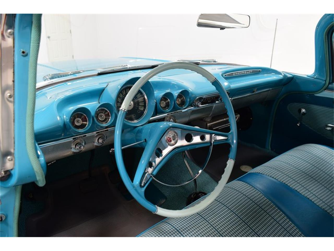 Large Picture of Classic '60 El Camino located in Mooresville North Carolina Offered by Shelton Classics & Performance - Q525